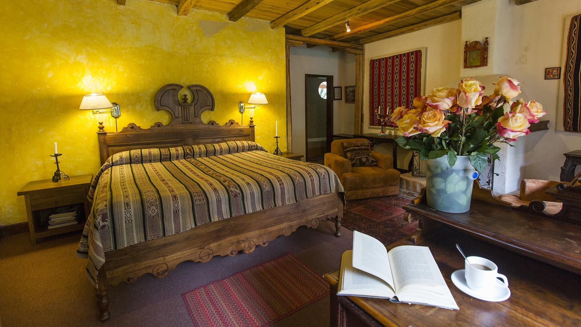 Suite Bolivar - Hacienda Cusin