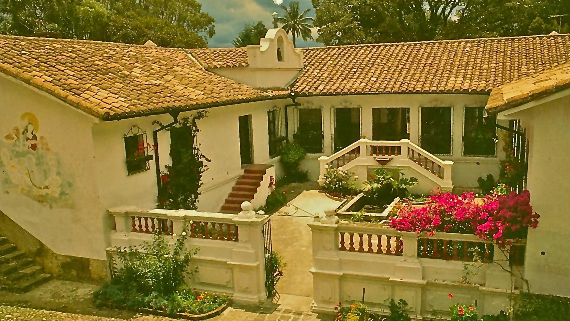 hacienda cusin history