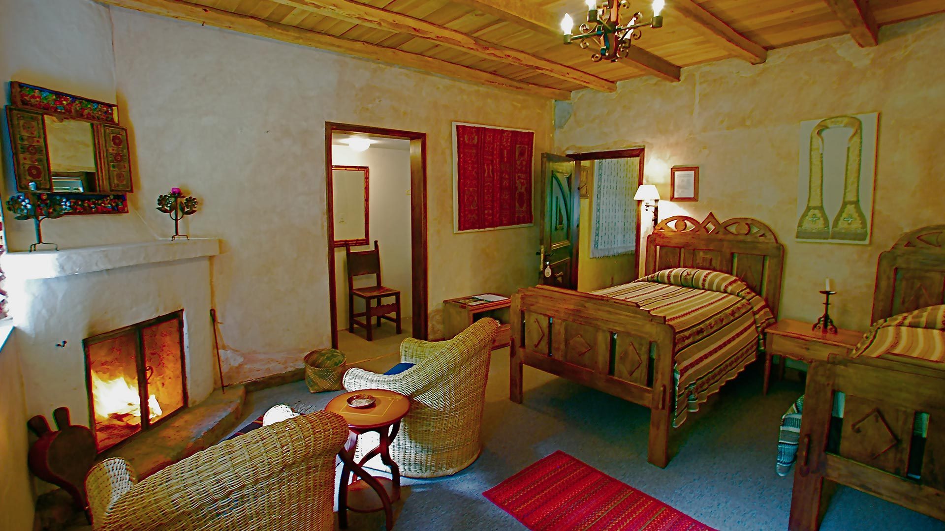 hacienda cusin suites