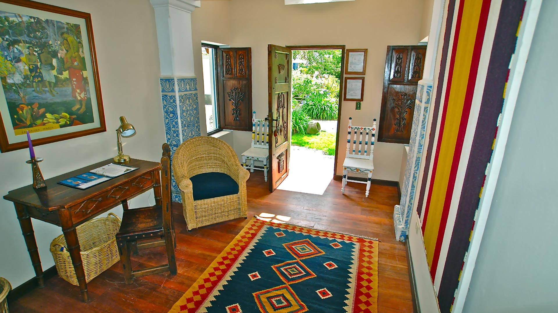 suite pakari at Hacienda Cusin