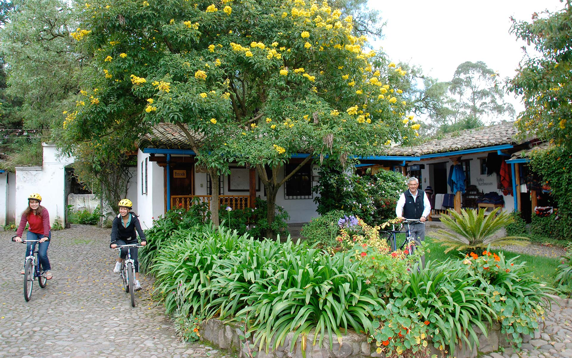 hacienda cusin activities