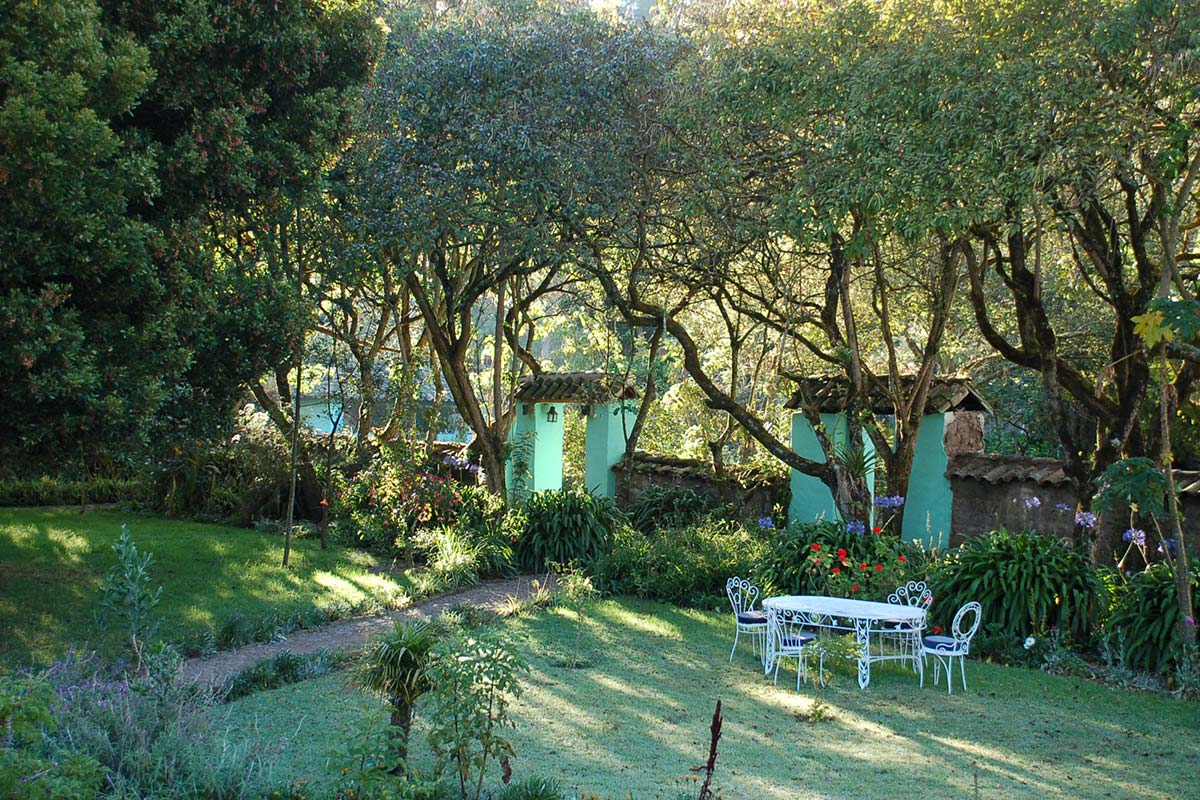 hacienda cusin gardens